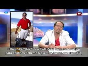 """Notícias com sotaques de Portugal"" – HERMAN 2013"