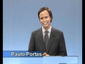 Gato Fedorento – Declaração de Paulo Portas