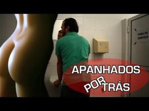 APANHADOS POR TRÁS EP. 06