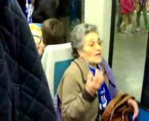 Velha Portista – Paródia no Metro