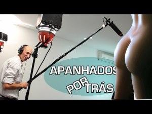 APANHADOS POR TRÁS EP. 07