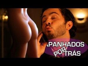 APANHADOS POR TRÁS EP. 11