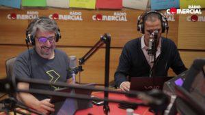 Rádio Comercial | Mixórdia de Temáticas – Com vontade política tinha-se feito isto sem pó